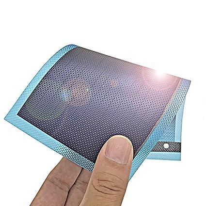 Amazon.com: JIANG - Panel solar portátil y flexible para ...