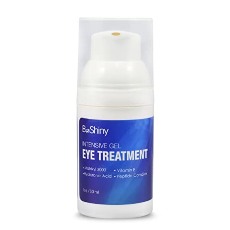 BeShiny Eye Gel crema para ojos hinchados, arrugas, ojeras, bolsas y líneas finas