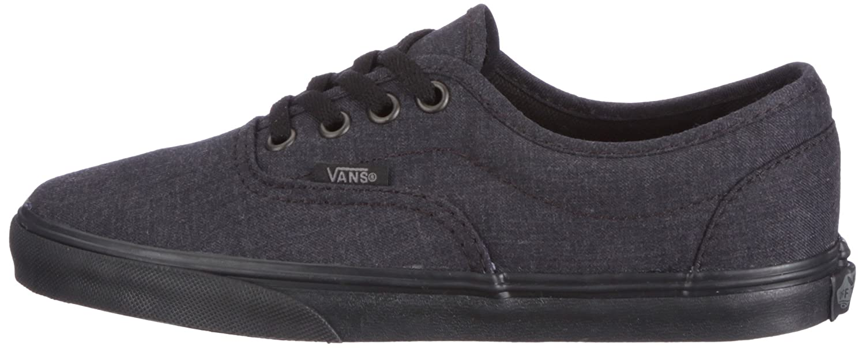Amazon.com | Vans LPE Dressed up Black Ankle-High Skateboarding Shoe -  8M/6.5M | Skateboarding