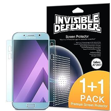 Ringke Protector de Pantalla para Galaxy A7 2017, Invisible ...