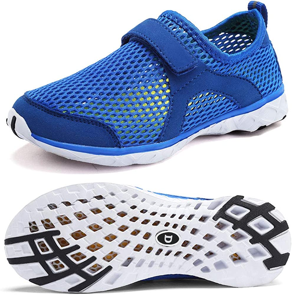 Boys /& Girls Water Shoes Quick Drying Sports Aqua Athletic Sneakers Lightweight