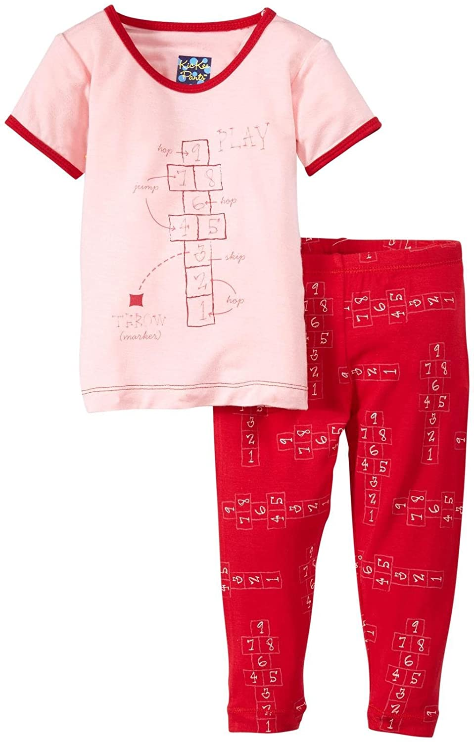 【再入荷】 KicKeeパンツパジャマセット(ベビー)バルーンHopscotch 3 0 Months - 3 B00URKWF8S Months B00URKWF8S, 卸直営宝寿堂():45295eb4 --- turtleskin-eu.access.secure-ssl-servers.info
