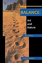 Balance Art & Nature Revised Edition Paperback