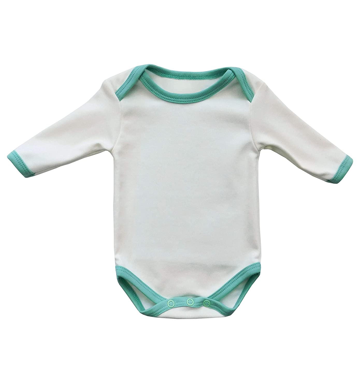 68cm//3-6 Months Size 3 Pack Slumbersac Baby Bodysuit Long Sleeve Owl