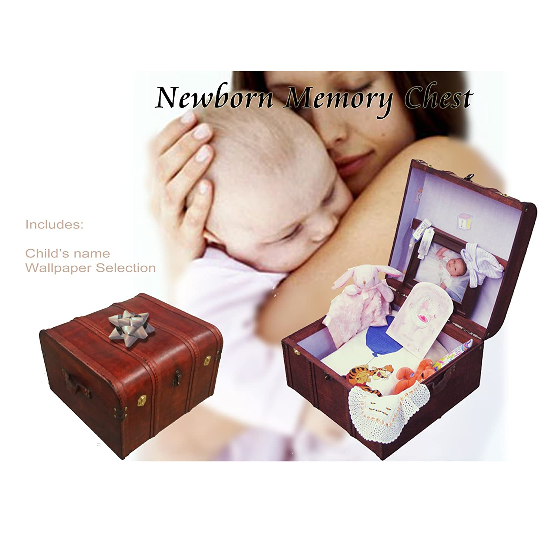 Keene/Fx Newborn Memory Chest - GIRL