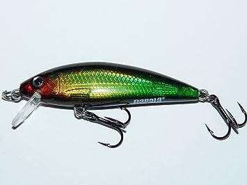 Rapala señuelos Artificiales para Pesca a Spinning Trucha Lago X ...