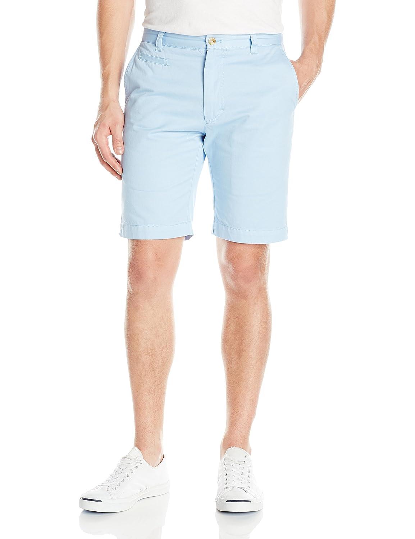 Louis Raphael Mens Men's Slim Fit Flat Front Garment Dye Short Louis Raphael Men' s Bottoms B375C 1053