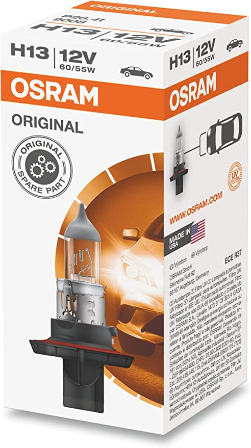 Osram 9008 H13 Lamp 12 V 60 55 W Auto