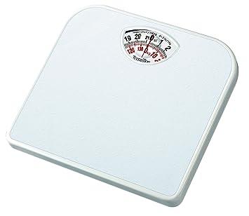 Terraillon báscula de baño electrónica, 4 usuario recuerdos, color peso y BMI variación,
