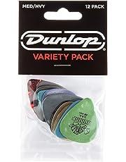 Jim Dunlop 26999102012 12 Pick Variety Pack