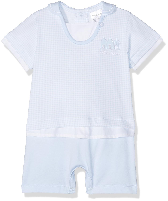 Tutto Piccolo Pompidou, Pelele para Bebés, Azul (Celeste), 80 (Tamaño del Fabricante:18.M): Amazon.es: Ropa y accesorios