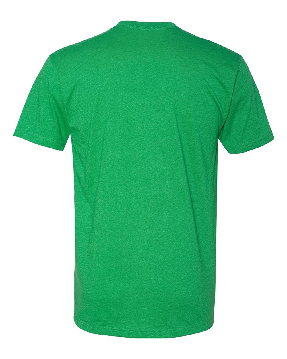 Kelly Green XXX-Large Next Level Mens Baby Rib Collar Premium T-Shirt