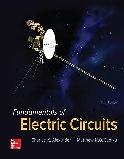 fundamentals of electric circuits charles alexander matthew sadiku rh amazon com fundamentals of electric circuits 5th pdf fundamentals of electric circuits solutions