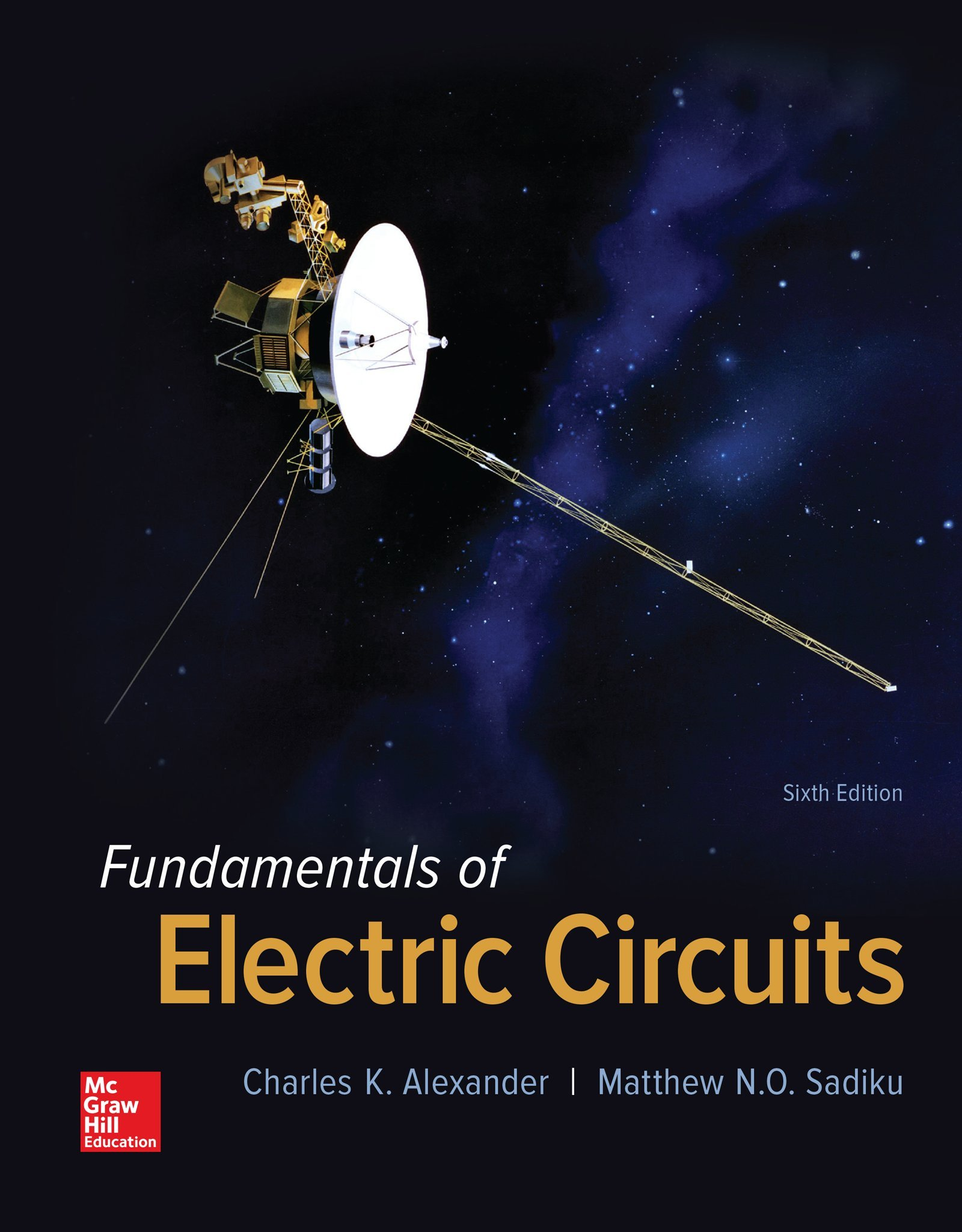 Fundamentals Of Electric Circuits Charles K Alexander Matthew Electricity And Lessons Exercises Practice Tests Sadiku 9780078028229 Books