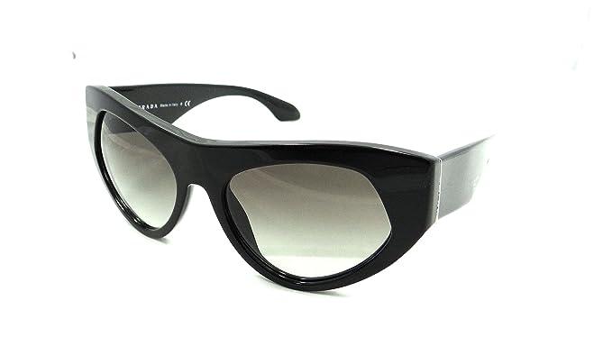 689a0c2bdc0f3 ... cheapest prada sunglasses spr 28q 1ab 0a7 56x18 shiny black grey  gradient made in italy c3426