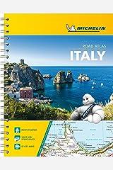 Michelin Italy Road Atlas (Atlas (Michelin)) Spiral-bound