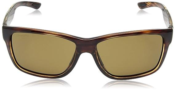 e0702e5ad873 Amazon.com  Smith Optics Men s Drake Sunglasses (Black
