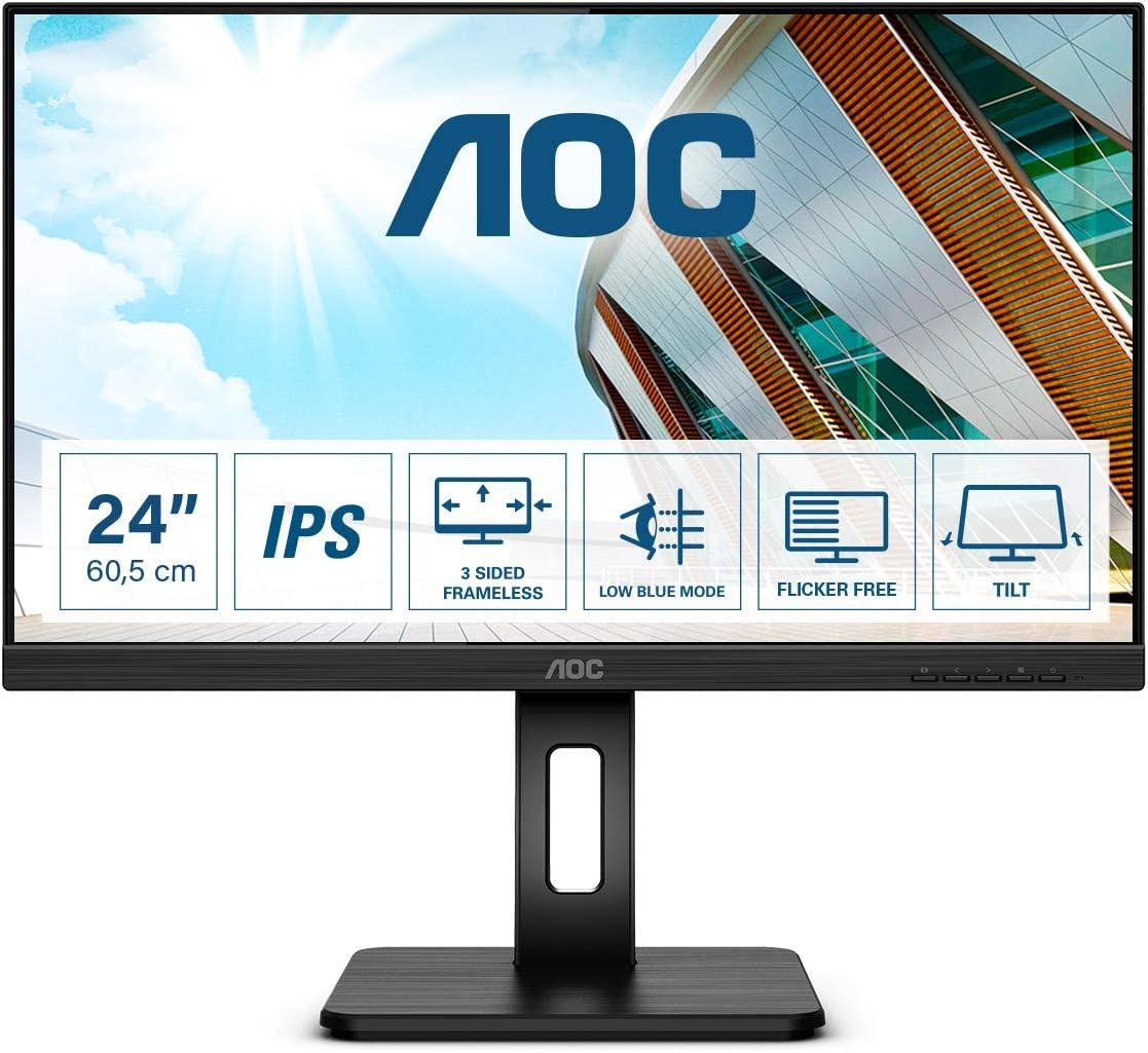 AOC 9P9Q 9 cm Monitor Black: Amazon.de: Computers & Accessories