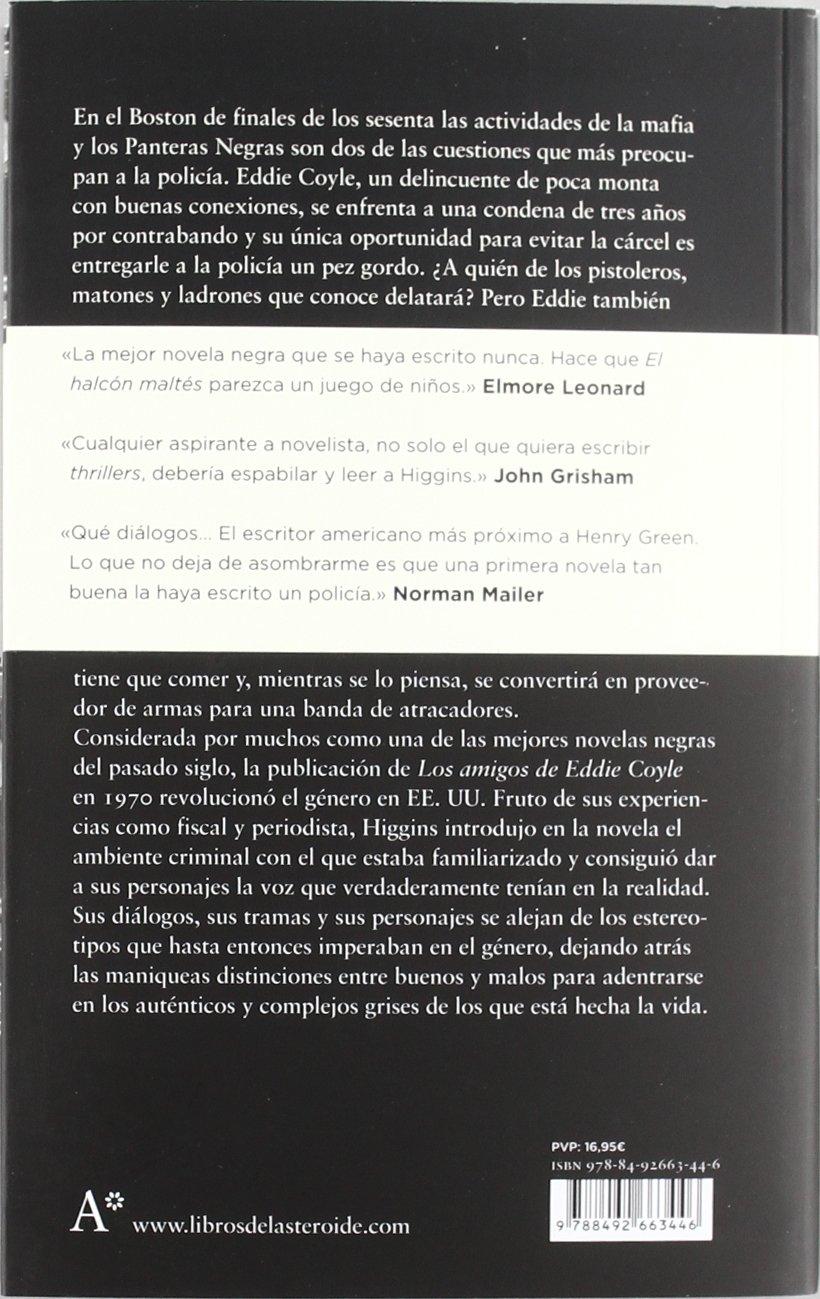 Amigos De Eddie Coyle,Los 2ヲed: 85 Libros del Asteroide ...