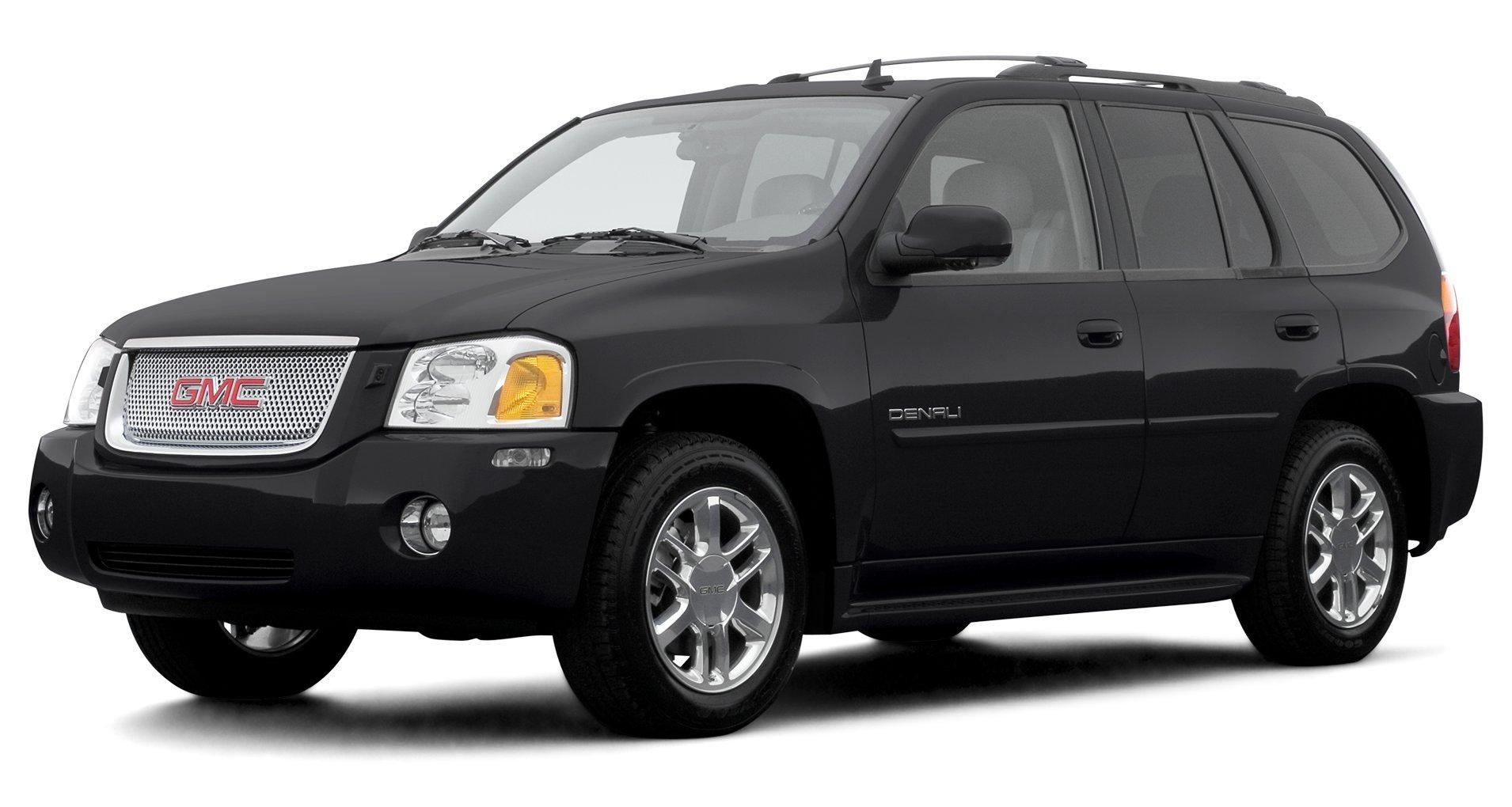 Amazon.com: 2007 GMC Envoy Reviews, Images, And Specs: Vehicles