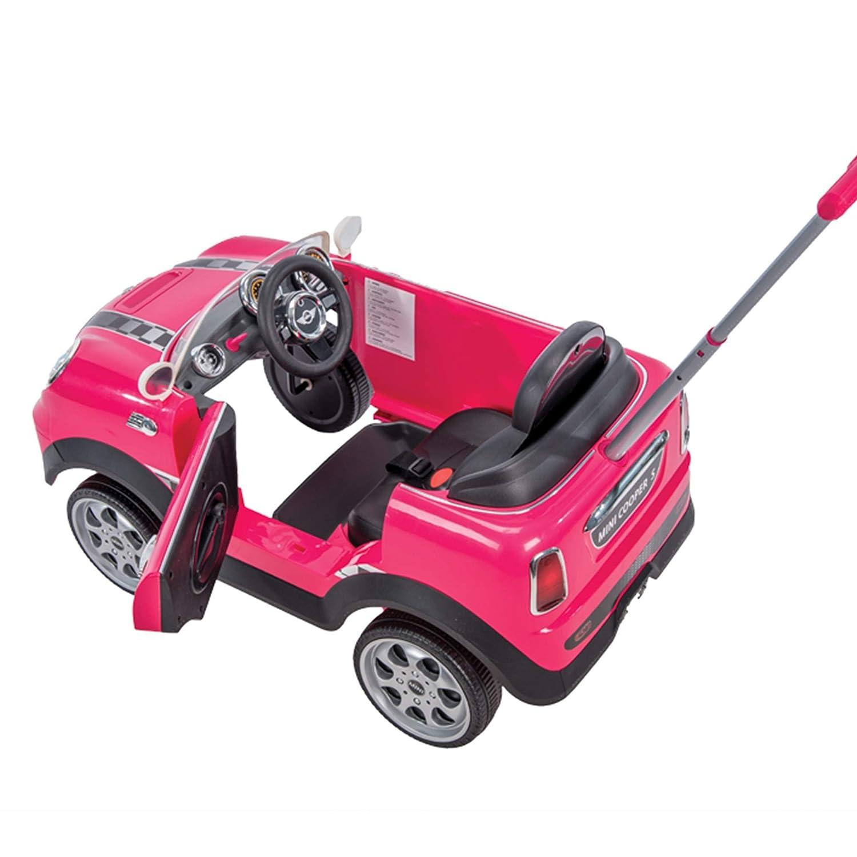 Amazon.com: Huffy Mini Cooper para niños Avigo Ride, Mini ...