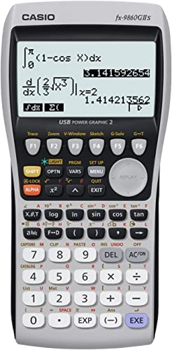 Casio fx-9860GII Graphing Calculator