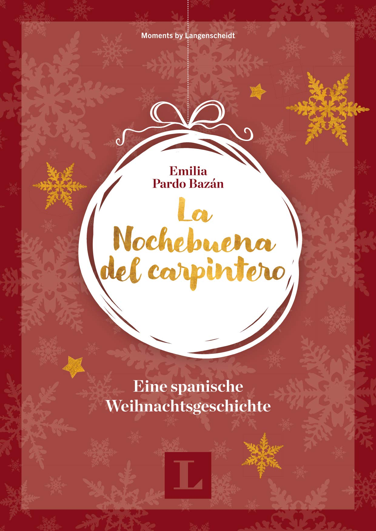 Weihnachtsgrüße Auf Spanisch.La Nochebuena Del Carpintero Eine Spanische Weihnachtsgeschichte