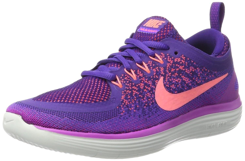 TALLA 38.5 EU. Nike Wmns Free RN Distance 2, Zapatillas de Entrenamiento para Mujer