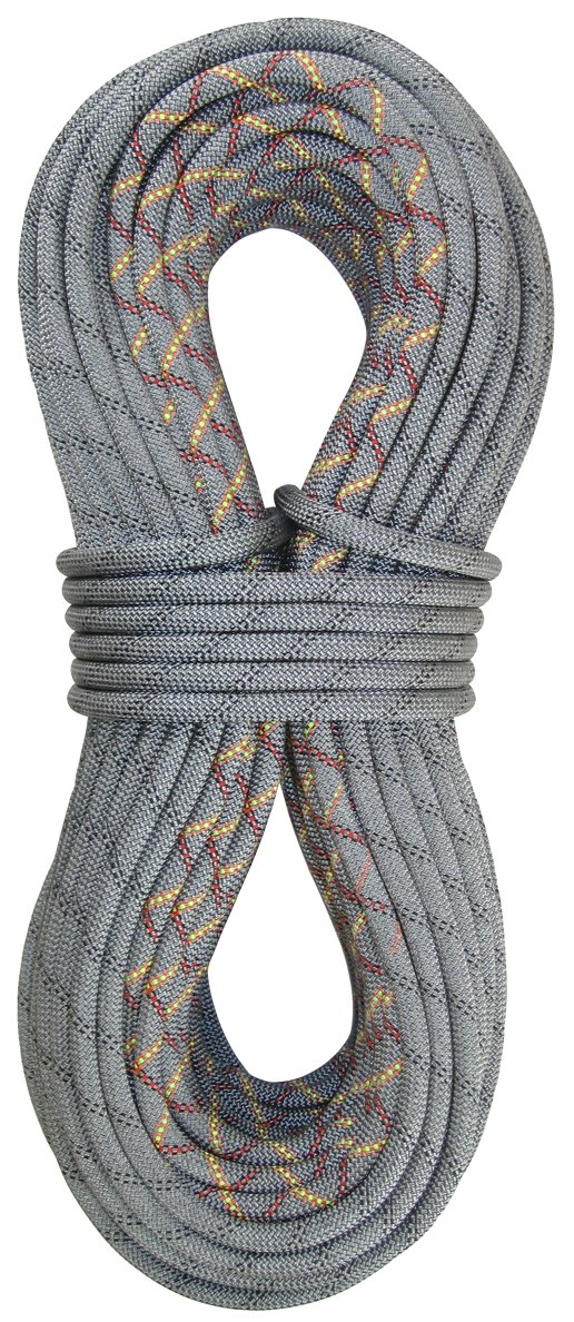 Sterling Rope Evolution Velocity Rope (Silver Bicolor, 9.8 x 70M)