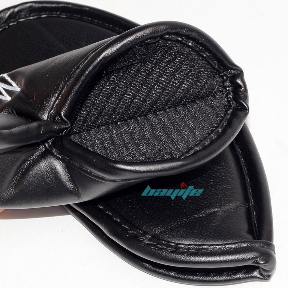 NUOLUX Golf Iron Covers 10pcs Neoprene Golf Thick Club Head Set Covers for Iron by NUOLUX (Image #3)