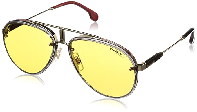 b4c3fa0550 Image Unavailable. Image not available for. Colour  Carrera Gradient Aviator  Unisex Sunglasses - (CARRERA GLORY DYG ...