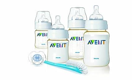 Philips Avent SCD270/00 - Juego básico de biberones y accesorios para bebé
