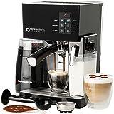 10 Pc All-In-One Barista Bundle Espresso Machine & Cappuccino Maker