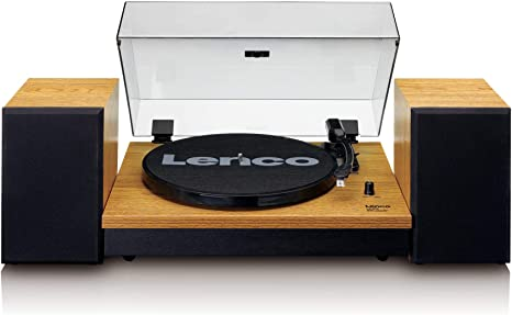 Lenco LS-300 Wood Bluetooth Tocadiscos, Madera: Amazon.es: Electrónica