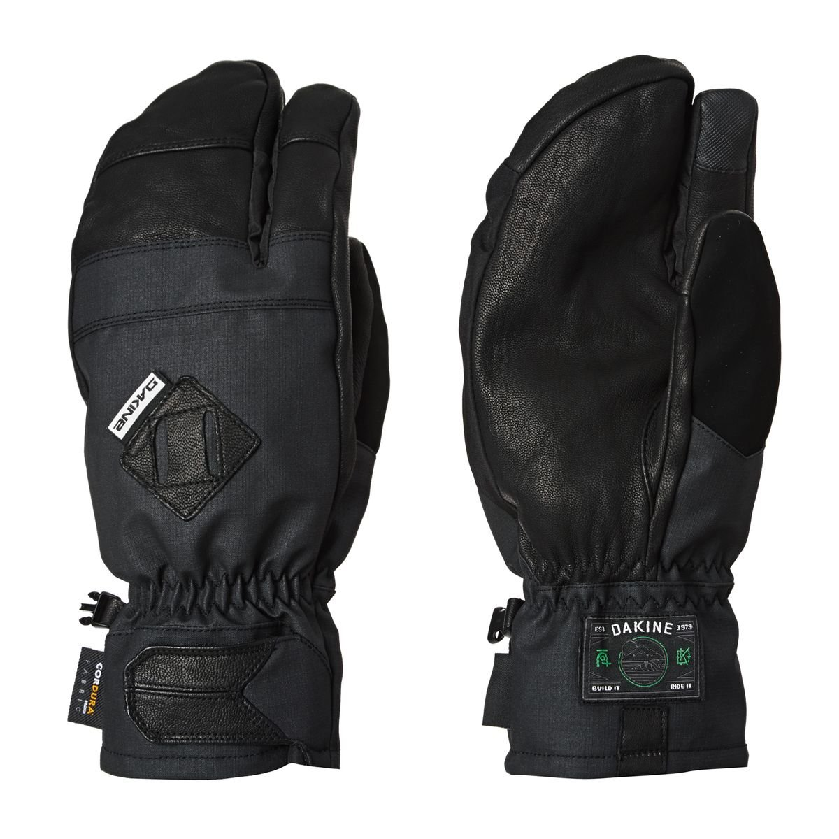 Dakine Fillmore Snowboard AESMO Mitt or Ski Finger Trigger