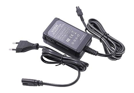 Cargador para CÁMARA Compatible con Sony DCR-DVD7, DCR-DVD92 ...