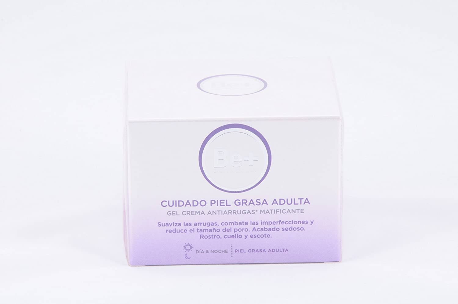 Be+Gel Crema Antiarrugas Matificante 50M