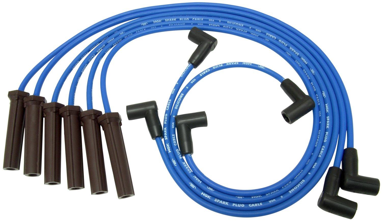 NGK RC-GMX084 Spark Plug Wire Set (51021), 1 Pack