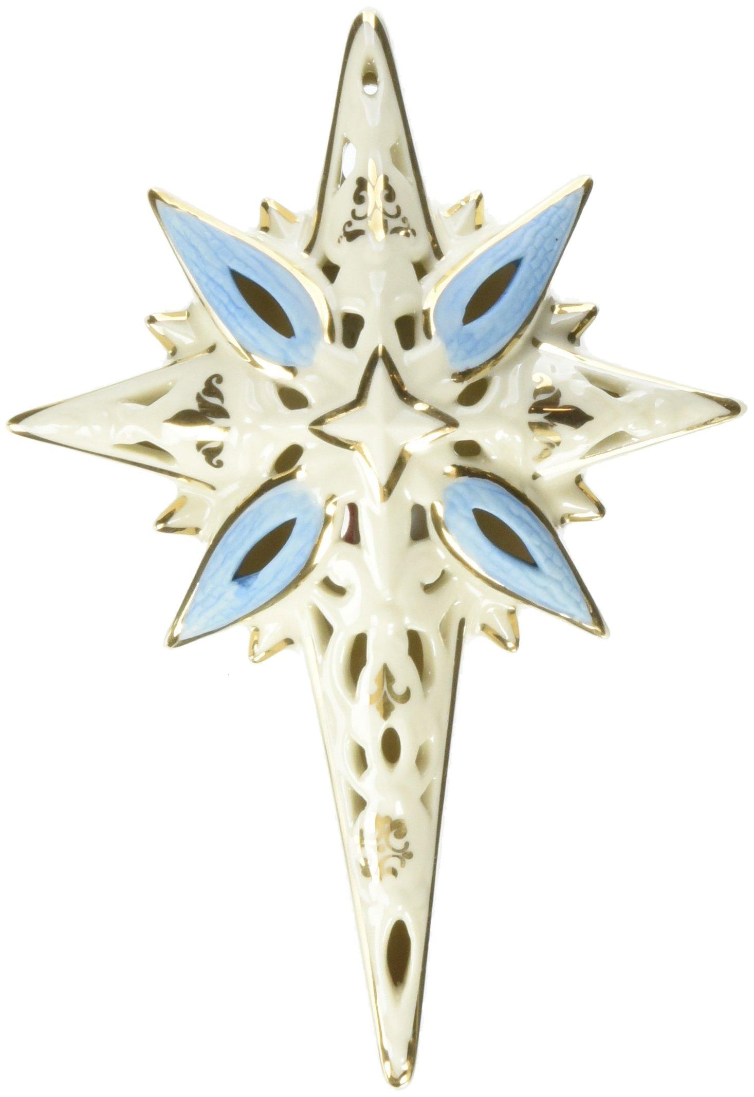 Lenox First Blessing Nativity Lit Star by Lenox