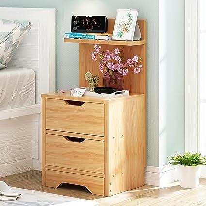 Amazon.com: EWYGFRFVQAS Modern Simple Bedside Table Simple Storage ...