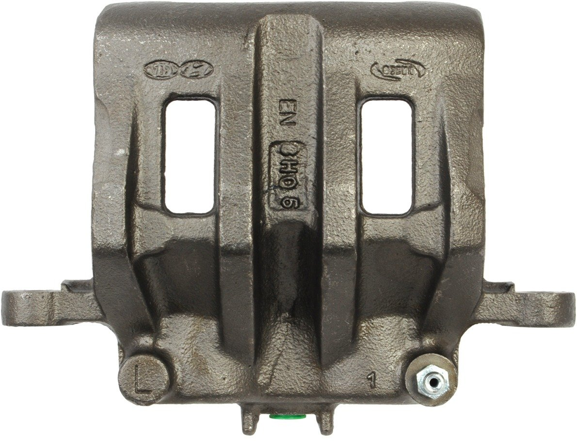 Brake Caliper Unloaded Cardone 19-3345 Remanufactured Import Friction Ready
