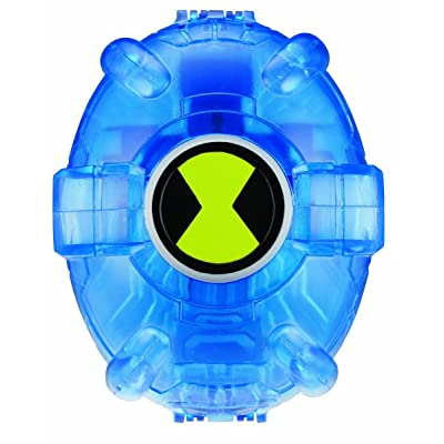 Ben 10 Alien Force Alien Creation Transporter Blue: Toys & Games