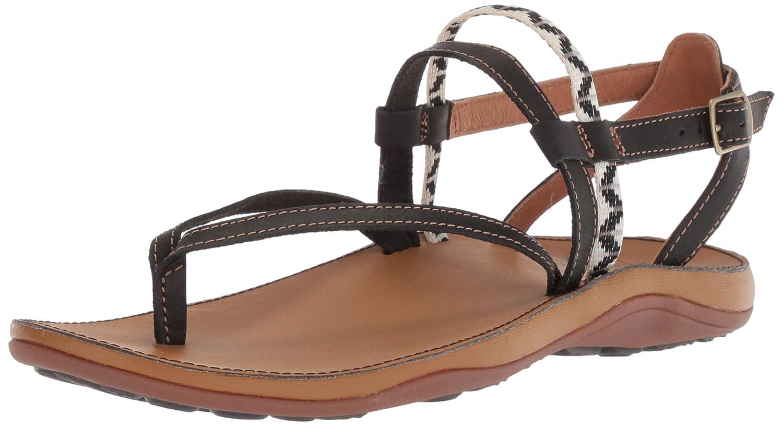 Chaco Women's Loveland Sandal B071K7J11H 8 B(M) US|Dolman Black