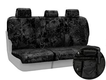 Amazon Com Coverking Rear 60 40 Bench Custom Fit Tactical Seat