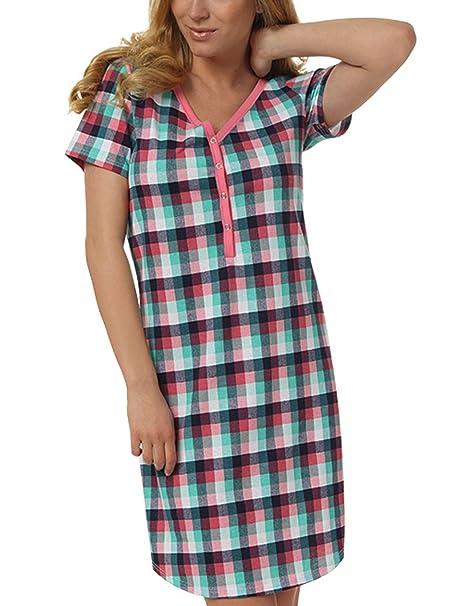 Italian Fashion IF Premamá Camisón para mujer Olivia 0114 (Modelo-1, S): Amazon.es: Ropa y accesorios