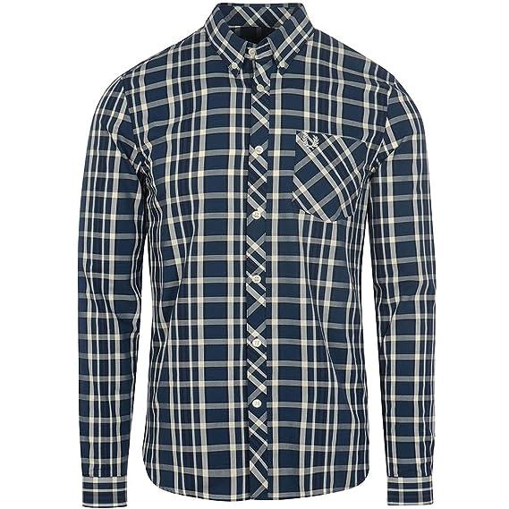 1f0407d16b Shirt - Service Blue - XL  Amazon.co.uk  Clothing
