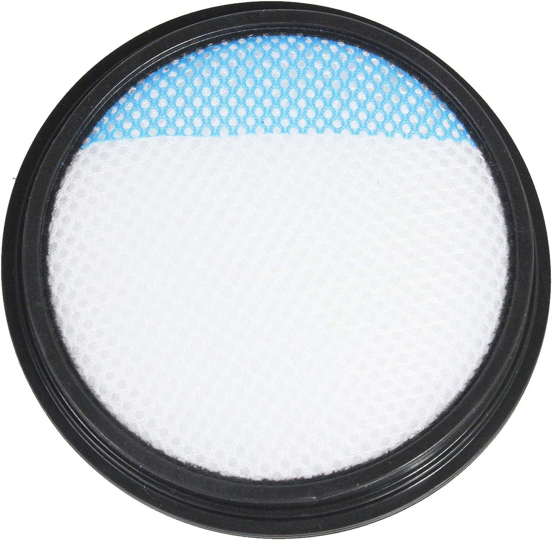 Freshener Tabs for Vax Blade Tiger TBT Series Vacuum Cleaner SPARES2GO Pre Motor /& Foam Sponge Filter Kit