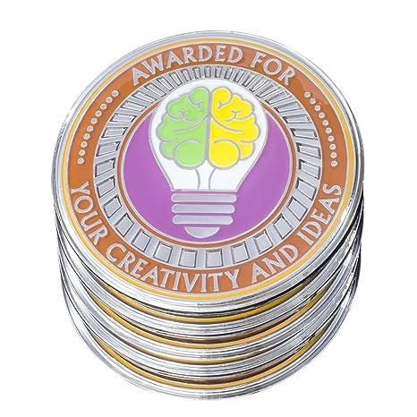 amazon com attacoin 5 coin creativity employee appreciation