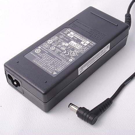 Delta ordenador portátil de alimentación de CA Adaptador de cargador 19V 4,74A 90W para