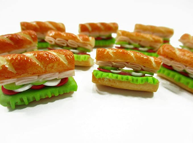 10Pcs Cheeses Miniature Food Models Dollhouse Accessories#~